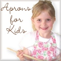 Aprons for kids - child cooking gift sets.